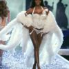 Oluchi Onweagba – 6 Winter Wonderland of Glacial Goddeses – Victoria's Secret Fashion Show 2006 [x 16]